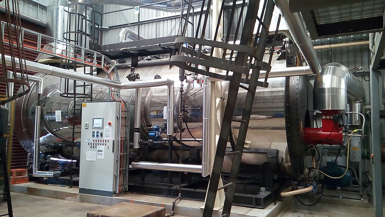 Fomat Recovery Boiler