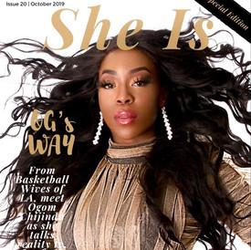 She is Magazine
