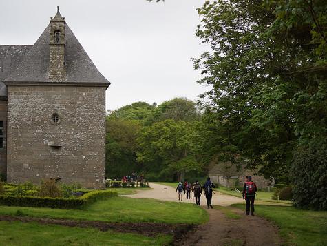 Jour 5 : Porspoder - Châteaux de Brélès