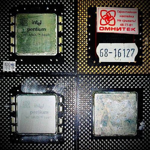 Керамические процессоры Pentium 1, Керамические процессоры AMD, процессоры PVC