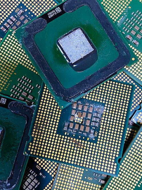 Процессоры без ножек (без элемента охлаждения)