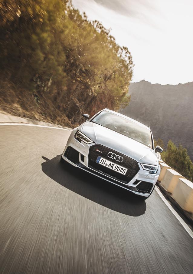 Audi Sport Blogger Story Part I