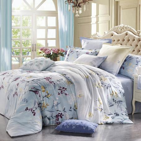 7 основных видов тканей для постельного белья
