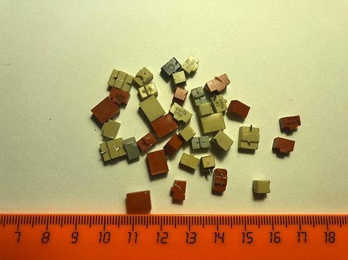 к10-23 пластиковые (Н30;D)
