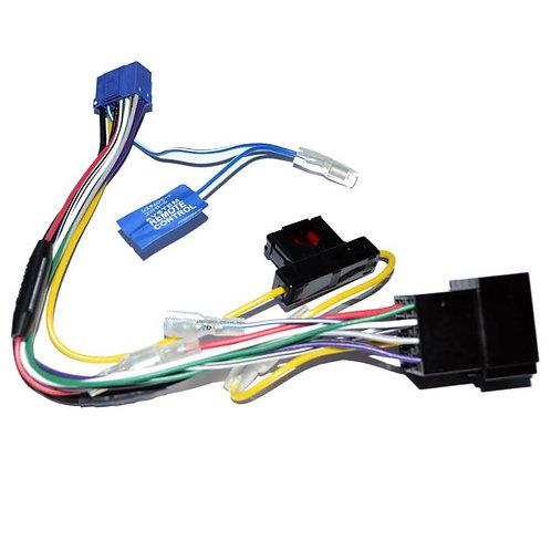 CHICOTE CD/DVD PIONEER ORIGINAL CONECTOR AZUL (COM ISO)