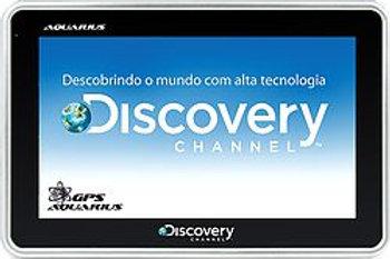 Gps Aquarius Discovery 4.3 ( Já atualizado )