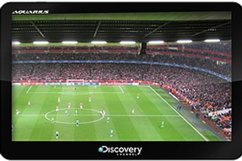 Gps Aquarius Discovery 7.0 Com TV Digital