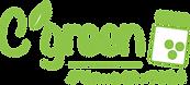 Logo - C'green, votre épicerie zéro déchet.