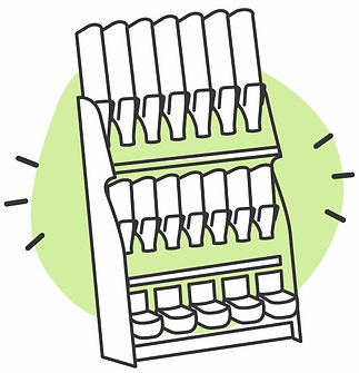 Nos Produits - C'green, votre épicerie zéro déchet.