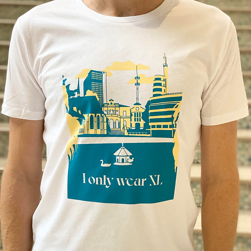 T-Shirt 'I only wear XL'