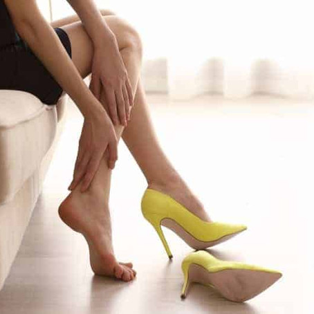 Everything wrong with high heels