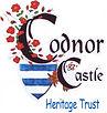 Codnor Castle Heritage trust logo