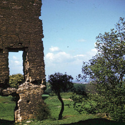 Doorways in the main keep, north court D