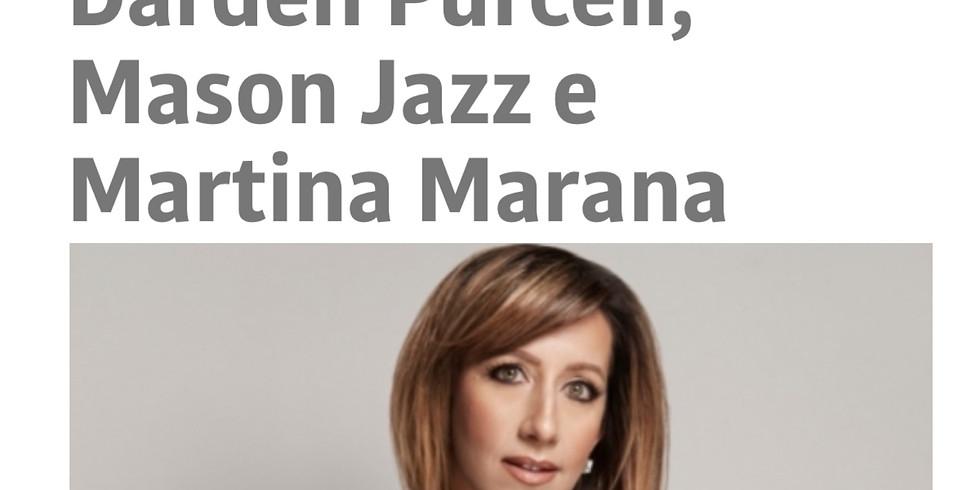 Brazil - International Women's Day with Martina Marana