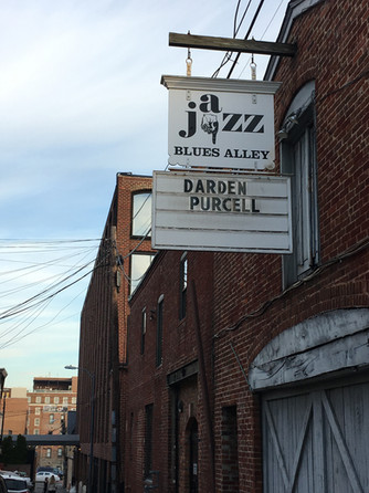 CD Release at Blues Alley