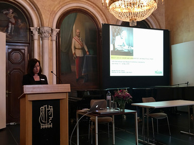Presenting in Graz at the Jazz Voice Conference