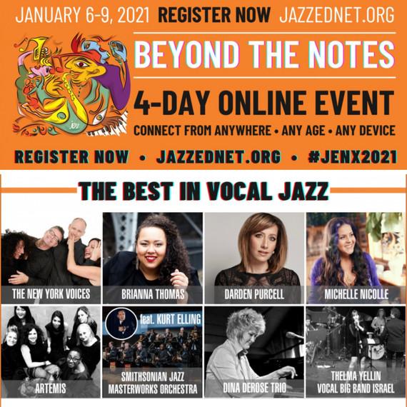 JENX 2021 Vocal Jazz
