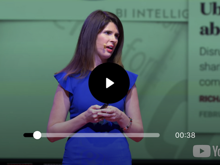 Future of Sharing Economy & Blockchain, a TEDx Talk