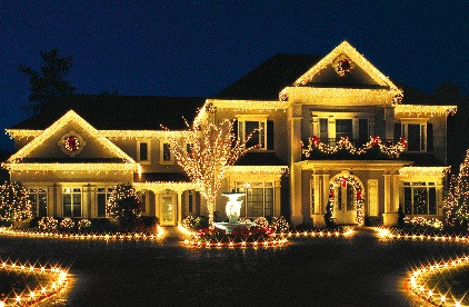 Holiday LIGHTING done right!