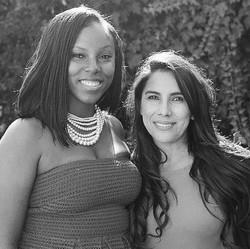 Kamilah and Monica