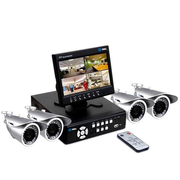 Monitoramento por câmeras