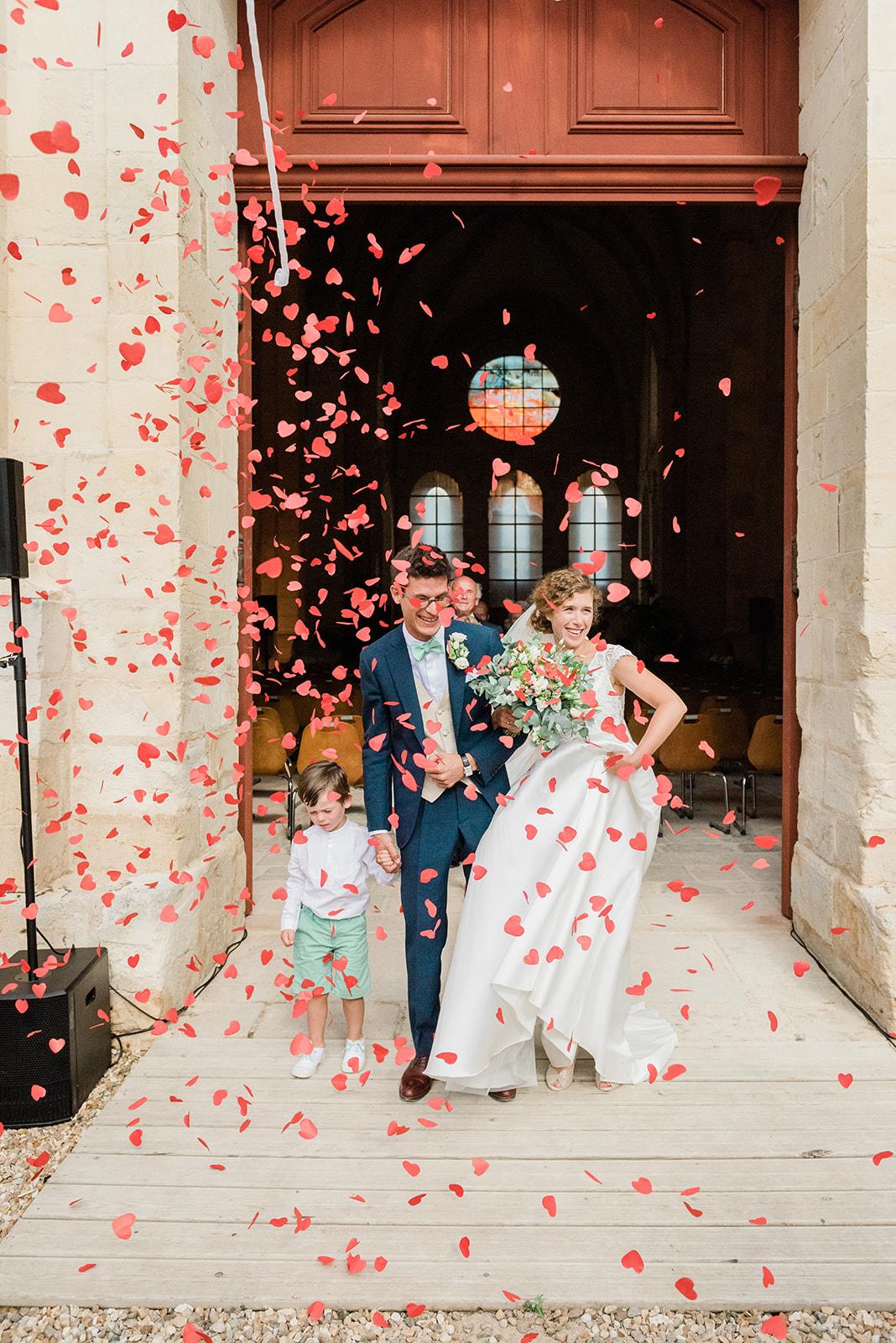 Mariage d'Amélie & Guillaume