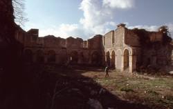 09/03/1991 - Ruines du cloître
