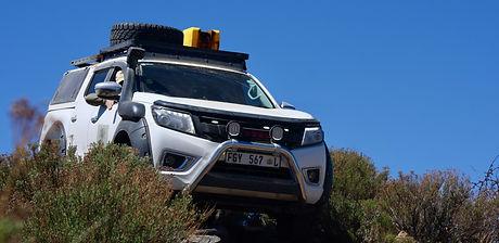 Volunteershoek Pass 4x4 Trail, Ben Ten Eco Challenge 4x4 Route, Bastervoetpad 4x4 route