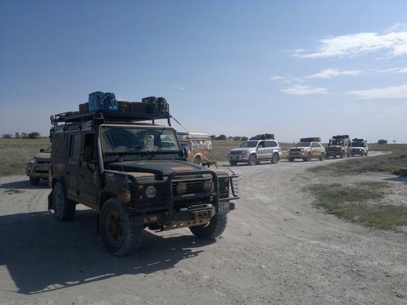 NWB Tanzania 2011 Convoy