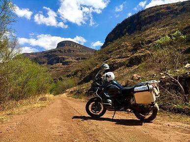 Caspersnek Motorcycle Ride