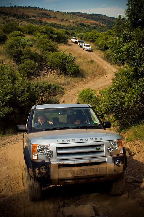 Group Introductory 4x4 Training