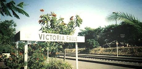 Victoria Falls 4x4