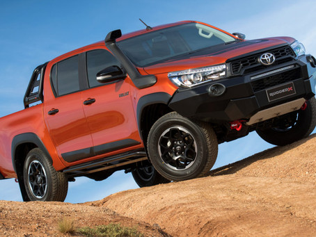 The Toyota Hilux, 8th Generation