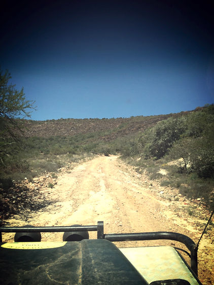 SA Adventure 4x4 Training and Tours