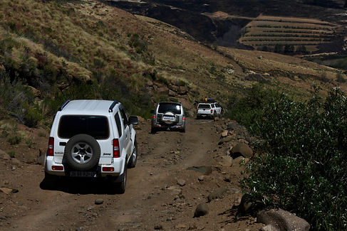 4x4 Tour in South Africa, Guided 4x4 Tour
