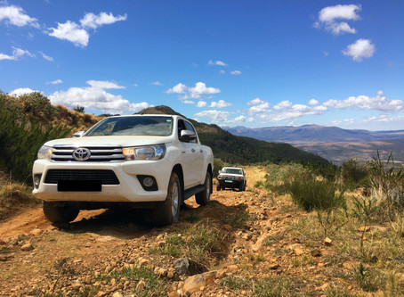 ONLY 6 PLACES LEFT FOR THE GREAT SOUTH AFRICAN 4X4 ESCAPE...
