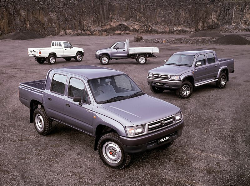 6th Generation Toyota Hilux