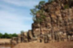 Solomons Wall Botswana