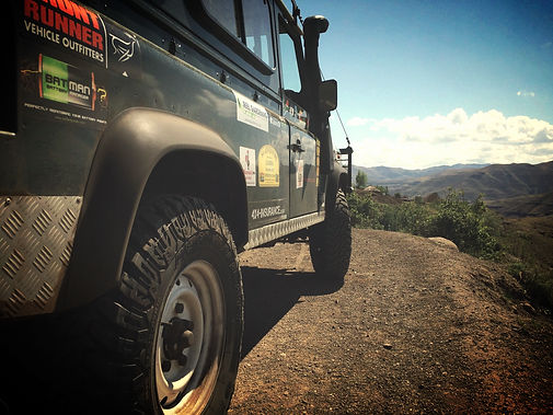 4x4 Tours in South Africa