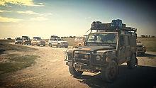 Botswana 4x4 Tour