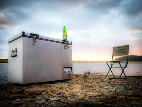 25 TIPS FOR YOUR CAMPING FRIDGE / FREEZER