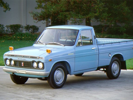 The Toyota Hilux, 1st Generation