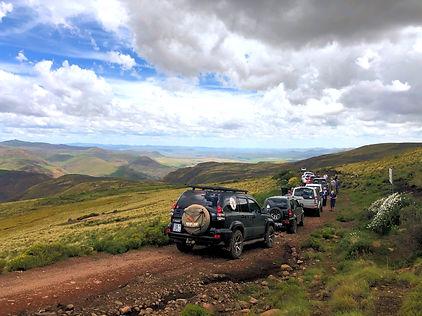 Rhodes Eastern Cape 4x4 Tour, Lundeans Nek 4x4 Tour, Bastervoetpad 4x4 route