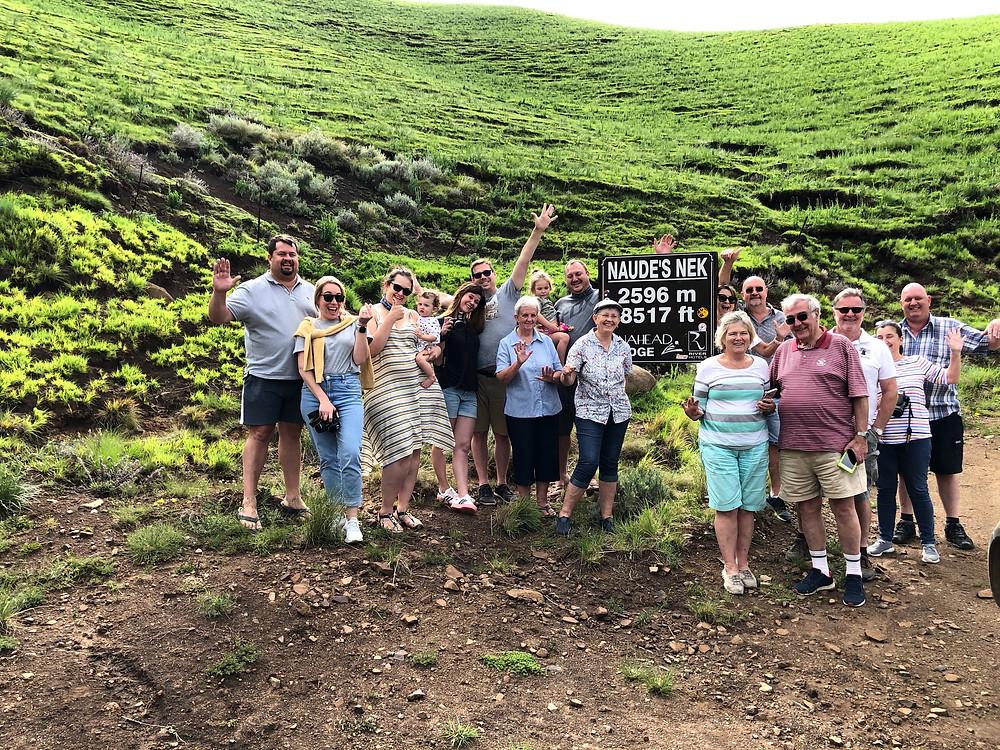 Naude's nek, explorers, adventurers, 4x4 tour