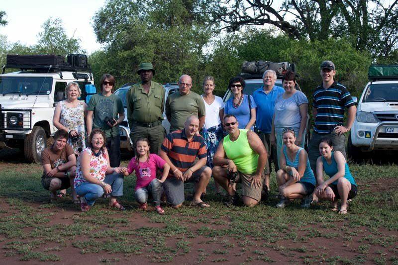 NWB Tanzania 2011 Crew