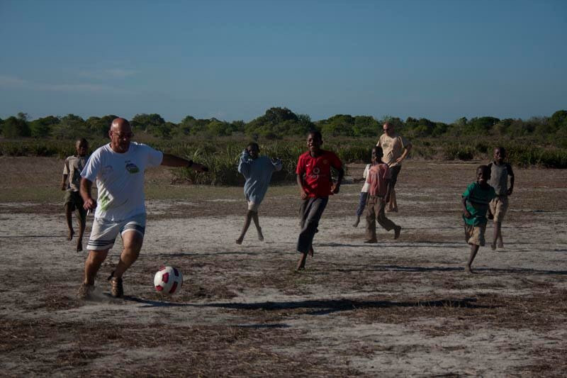 Nando the Footballer