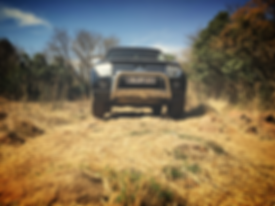 SA Adventure 4x4 Training Mitsubishi Pajero