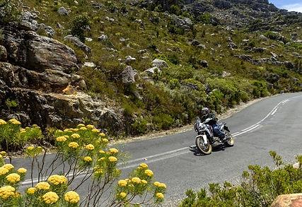 Longtom Pass Motorcycle tour