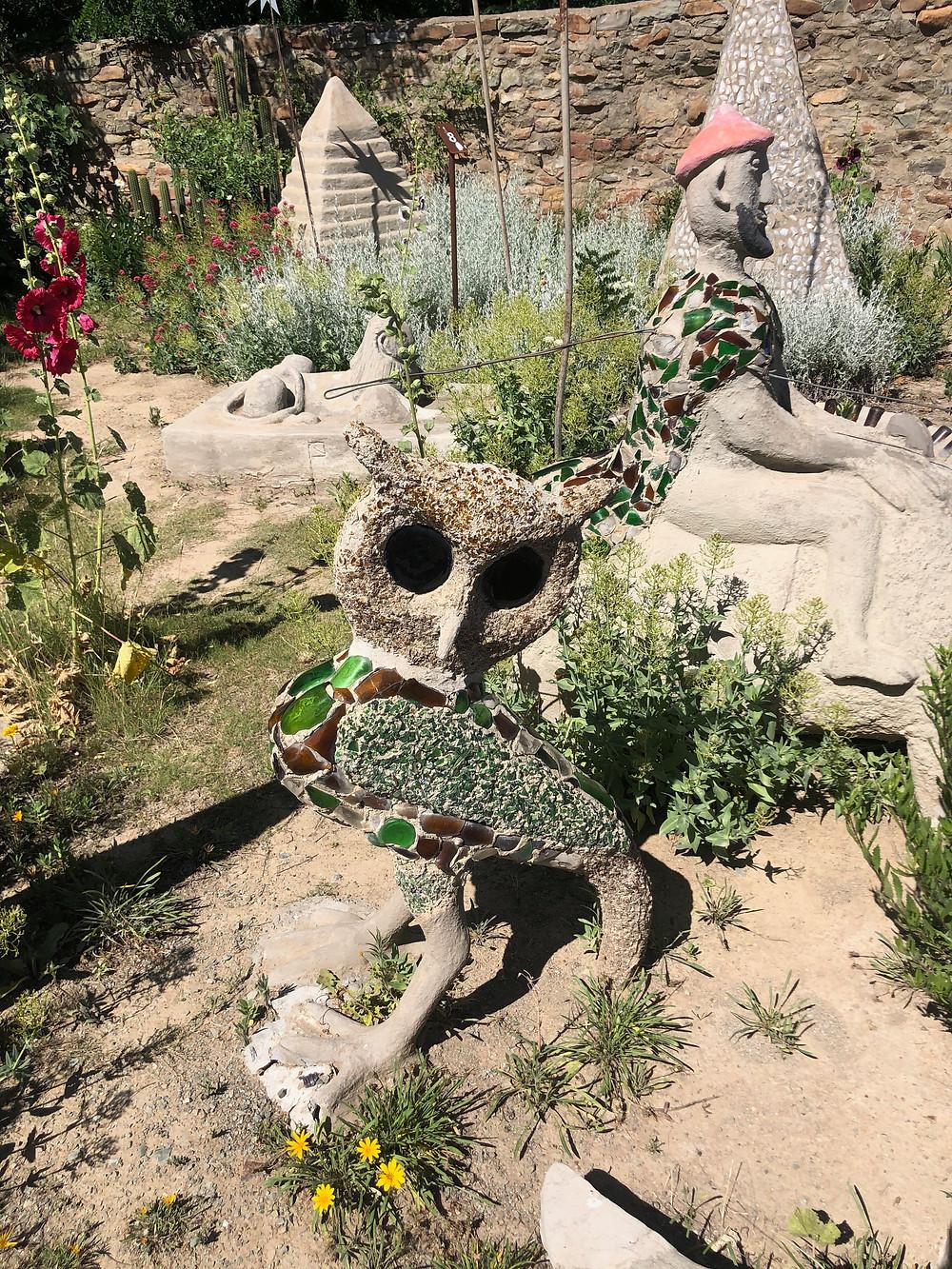 Glass Owl, Camel Yard, Desert, Karoo
