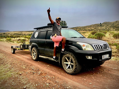 SA Adventure Support Truck